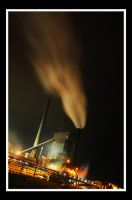 Steelworks by baz300388