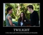 Twilight New Moon Truth by DudeISoDumb