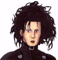 Edward Scissorhands by CSupernova