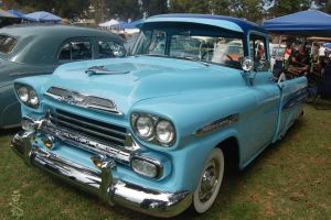 Chevrolet Apache by CZProductions