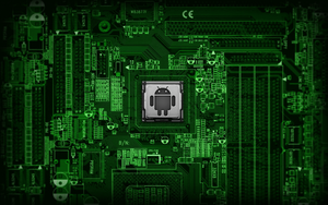 Android Motherboard Wallpaper by dberm22