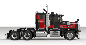 5571 Black Cat Giant Truck - Legacy Version r9 by ryanthescooterguy