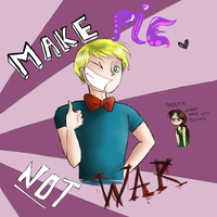 VOTE PEETA by InvaderKel