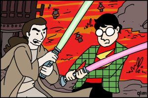 Revenge of the Scott McCloud by glimmerfish