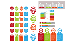 Infographic Stuff Vector EPS by WisdomX