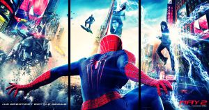 The Amazing Spiderman 2 Poster HD by Jun-Gaara