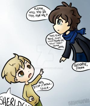 Reichenbach Moment by Asterismo