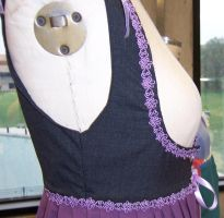 WIP J's wench dress: Side by Cherieosaurus
