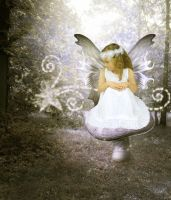 Little Angel by VisualPoetress