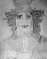 Mad Hatter by ArielNicole95