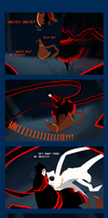 The Mysterious Wayfarer (Mini-comic) page 2 by VicZar-Skiekatsu