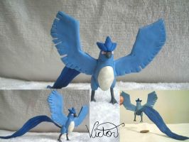 144 Articuno by VictorCustomizer