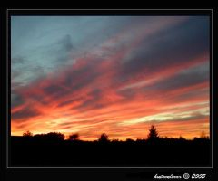 August Sunset 9 by hutsonlover