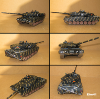 Leopard 2 A6 MBT by Shay-Tank-Dragon-41