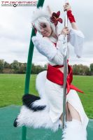 Amaterasu Pole Dance 1 by TPJerematic