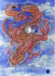 ACEO Dragon 25 by rachaelm5