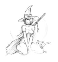 Feelin witchy by Unstable117