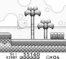 Kirby's Dreamland HD 07212013 by BLUEamnesiac