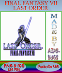 Final Fantasy VII Last Order - Anime icon by azmi-bugs