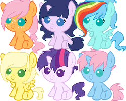 Shipping Adopts 3: CLOSED by CrystalClusterStable