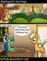 Applejack's Heritage by MrFulp