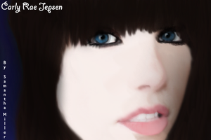 Carly Rae Jepson by BlondieAu