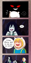 A Finnceline Valentine Story - Page 7 by hiyoK0