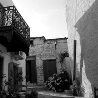 Crete: :a corner by Ilharess