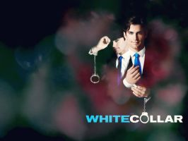 White Collar wallpaper by Arashix