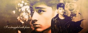 Zayn Malik Time Line Cover by passesallthetests