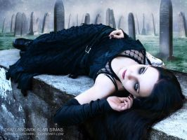 Gothic Girl by FallanDark