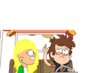'' Dipper, you can tell me ANYTHING. '' by AskAlicePetersGF