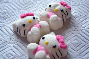 hello kittys by jeanbeanxoxo