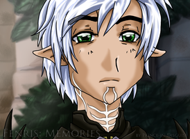 Fenris - Memories by Prince-in-Disguise