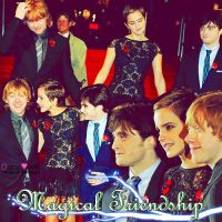 Rupert Emma and Daniel by OhMyRandyOrton