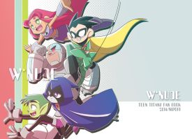 TEEN TITANS GO! FAN BOOK by kope40