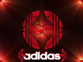Adidas loves by hedgiee