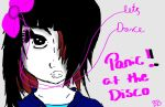 Panic At the Disco by darkangelbb