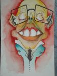 Silly Man by AnneFrank05