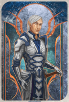 Commission: Zathrian Adaine by R-Aters