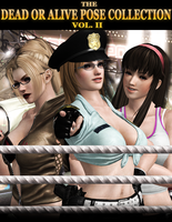 Dead or Alive Pose Collection, Vol. 2 by IKeelYou457