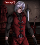 Son of Sparda. by Johnni-Kun