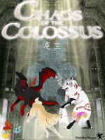 CotC Cover NEW by PitchblackDragon