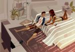 That afternoon when we played Video Games by PascalCampion
