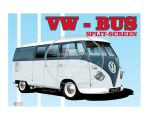 VW BUS Facebook by SturgessDesigns