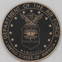 Department of the US Air Force by FantasyStock