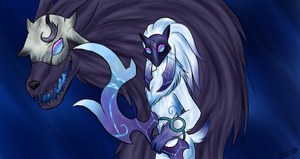 Kindred by aurica122