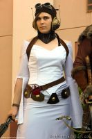 Princess Leia at SPWF by ljvaughn