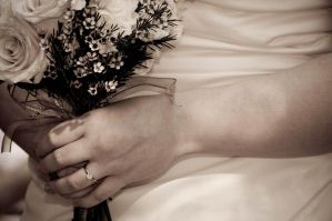 The Bouquet - version1 by VisuallySpeaking