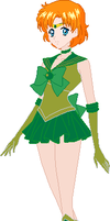 Sailor Demeter (Despoina) by SailorTrekkie92